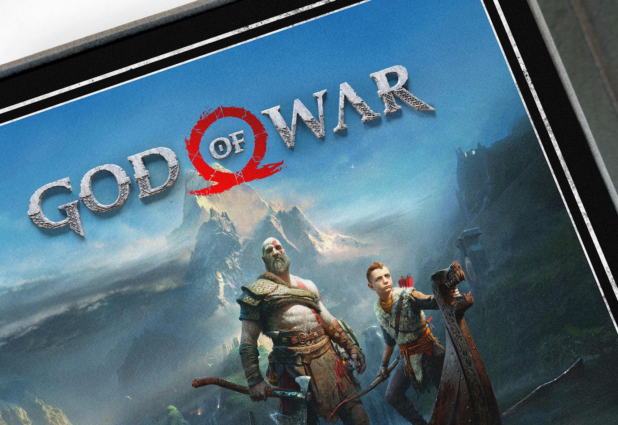 God of War - Header