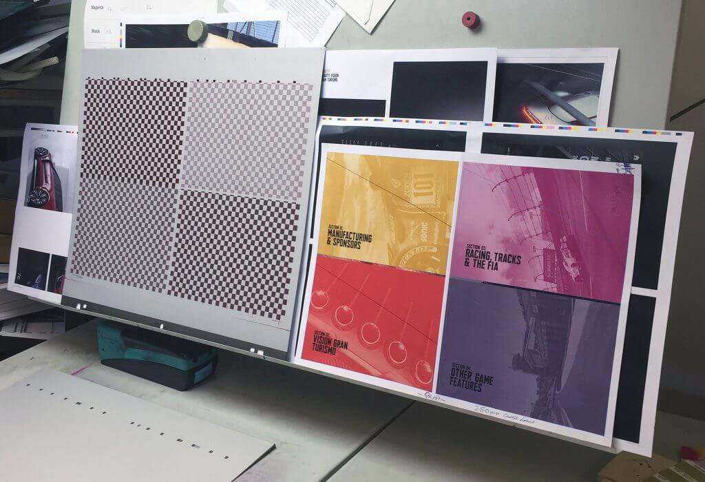 GT Media Kit - Inside Pages Being Made