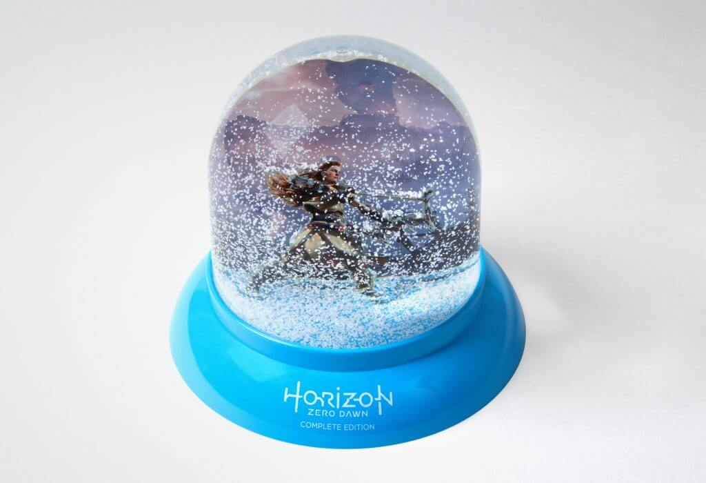Horizon Zero Dawn - Festive Edition - Snow Globe