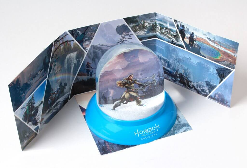 Horizon Zero Dawn - Festive Edition - Full Media Kit