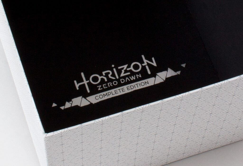 Horizon Zero Dawn - Festive Edition - Inside Packaging Detail