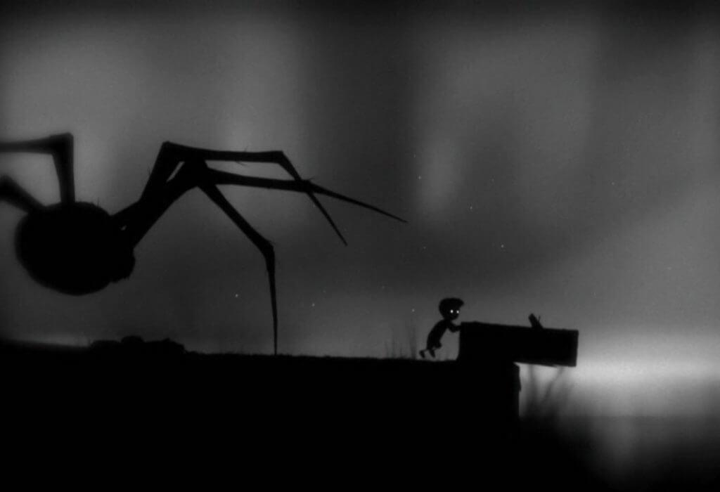 Limbo Game - Spider