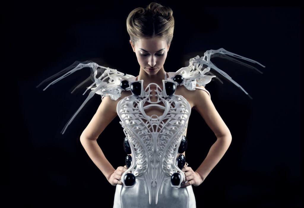 Anouk Wipprecht - Spider Dress