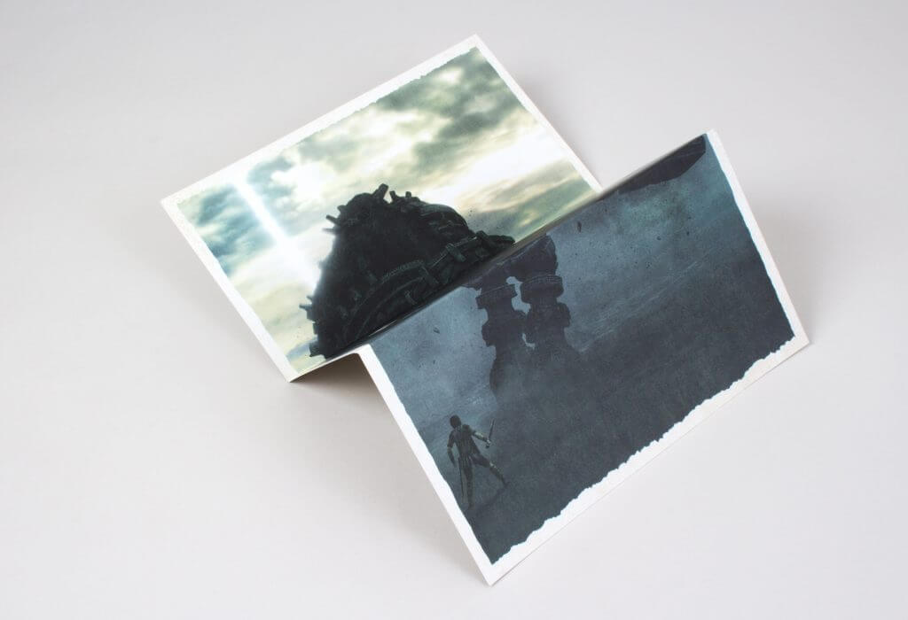Shadow of the Colossus - Art Card