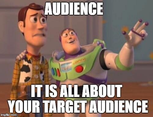 Target Audience Meme