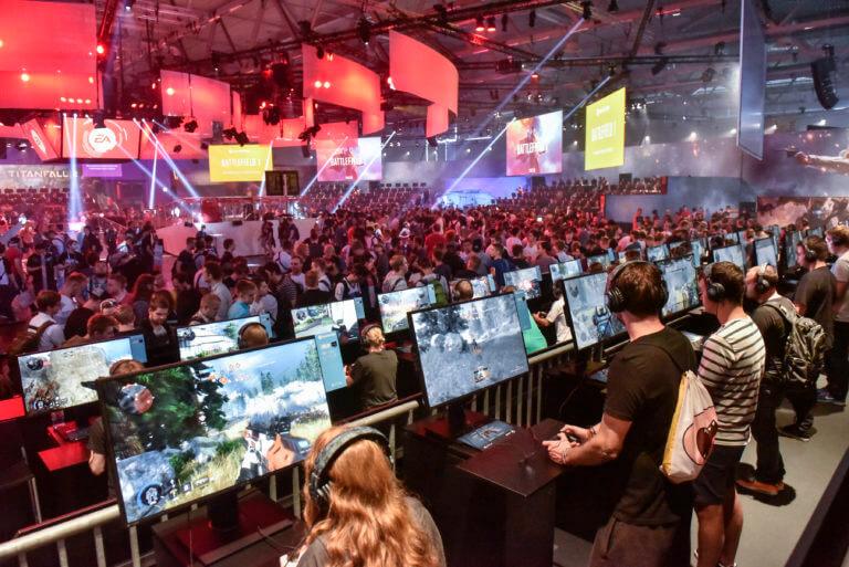 Inside Gamescom 2016