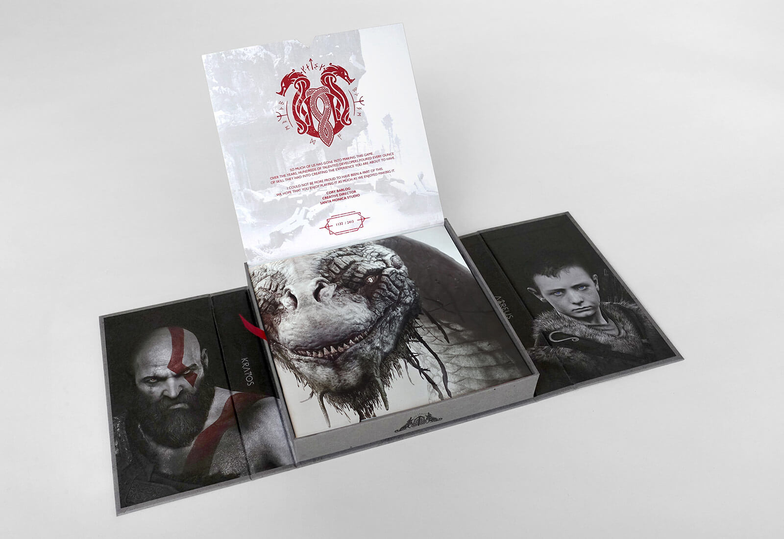 God Of War Media Kit