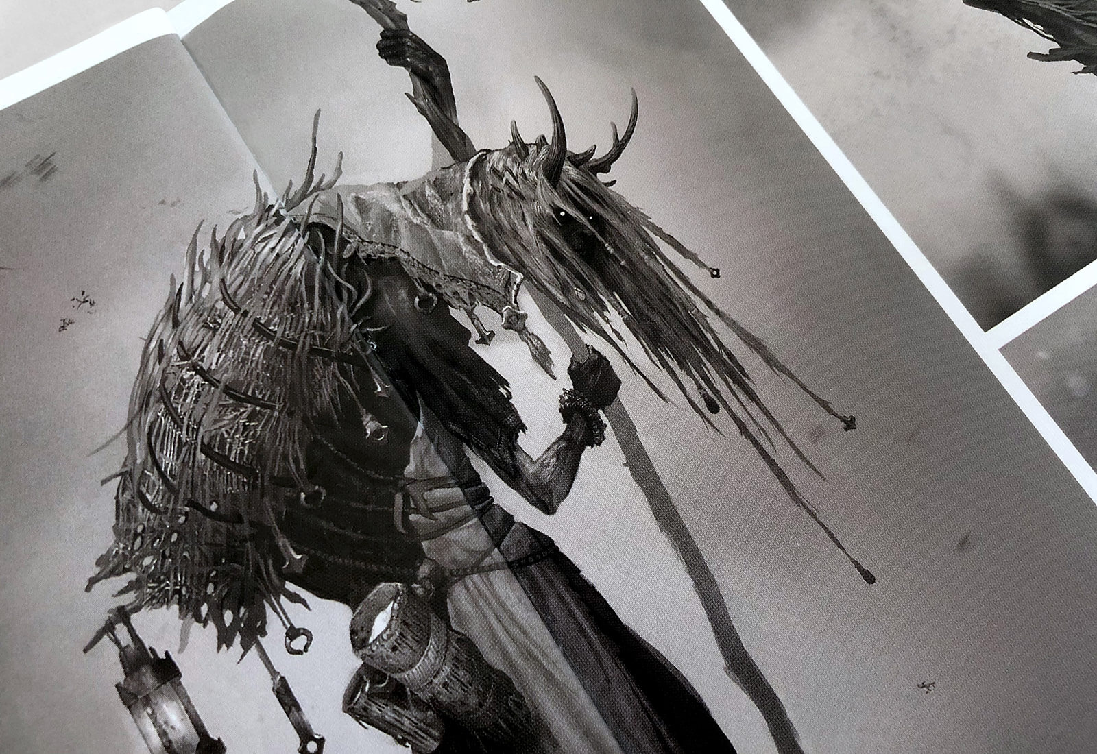 God Of War Media Kit - Booklet Close up