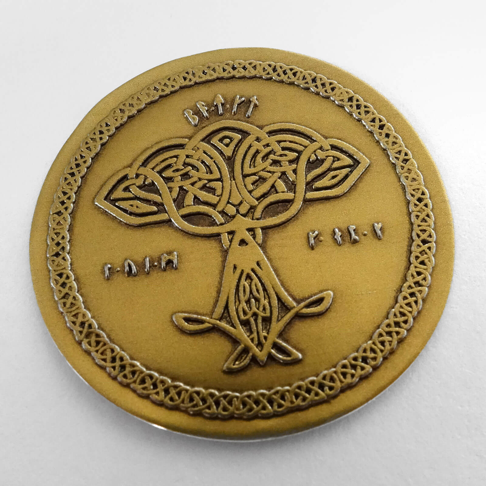 God Of War Media Kit - Coin