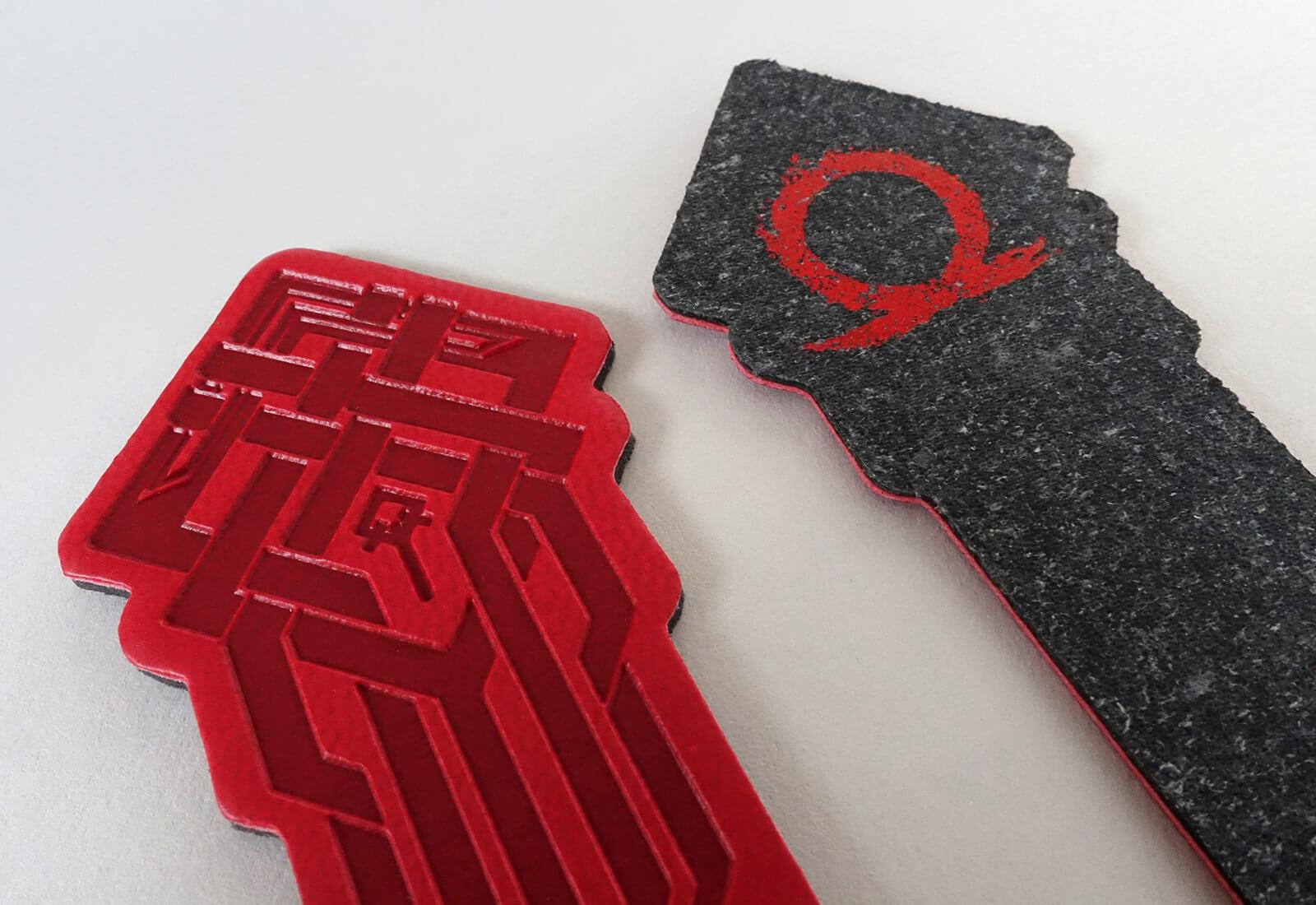 God Of War Media Kit - Close up