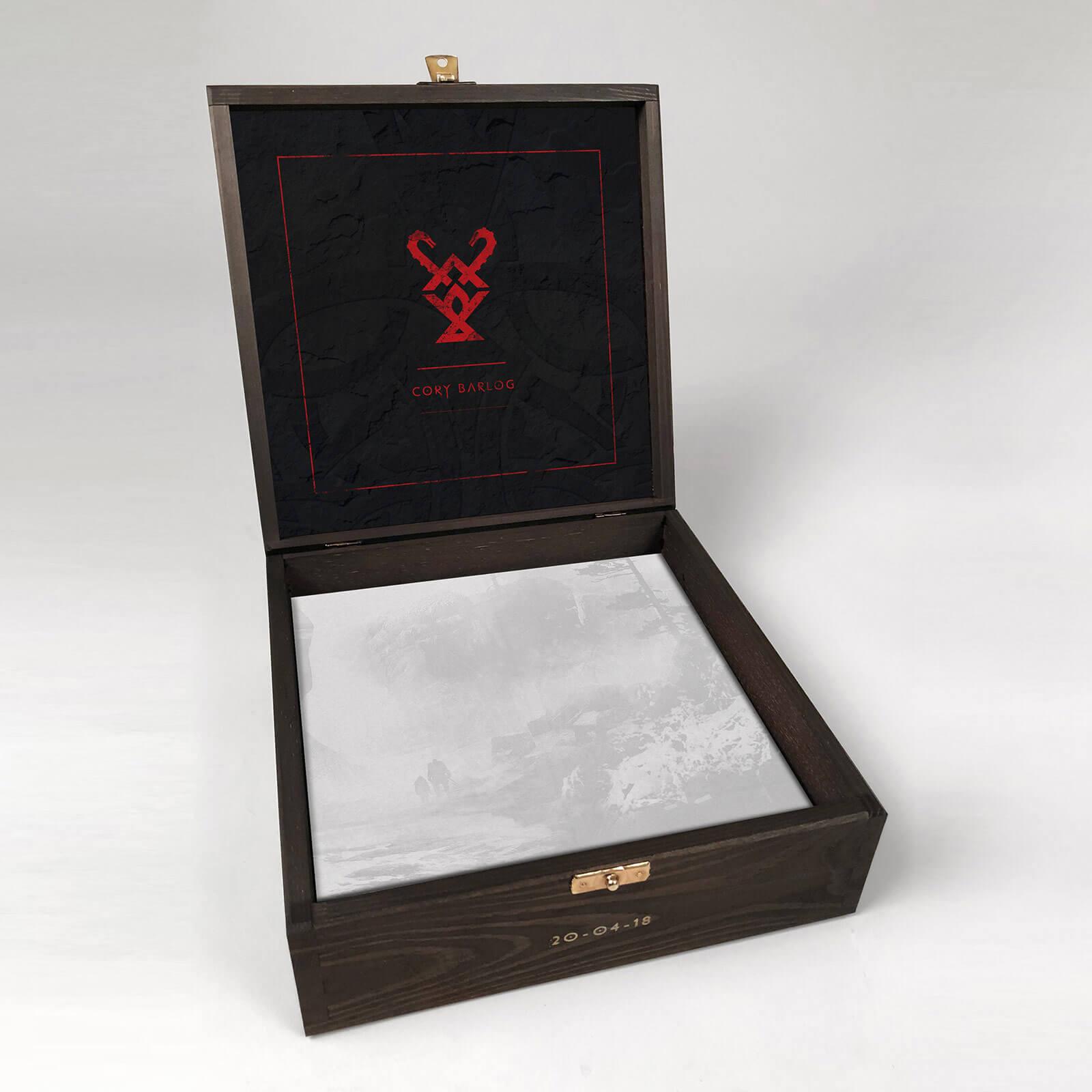 God Of War Media Kit - Opened