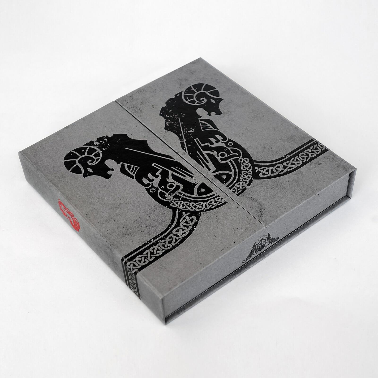 God Of War Media Kit - without sleeve