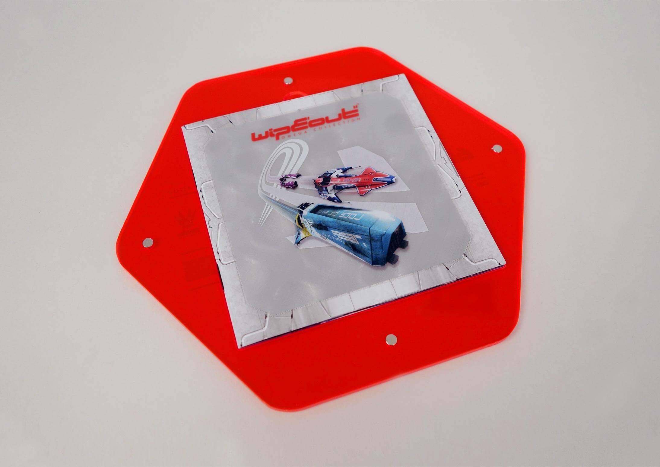 Wipeout Media Kit