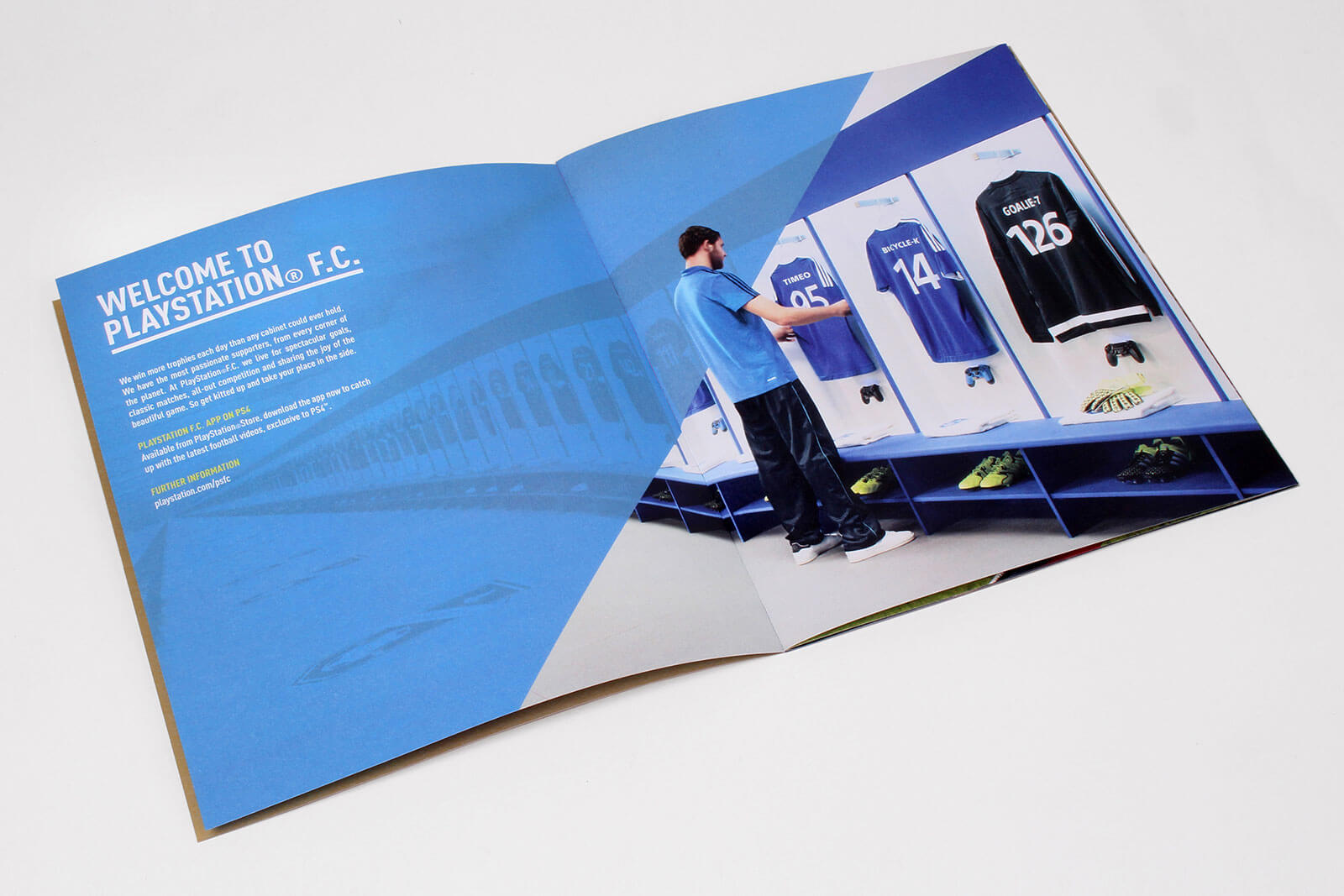 FIFA 18: Media Kit - Booklet