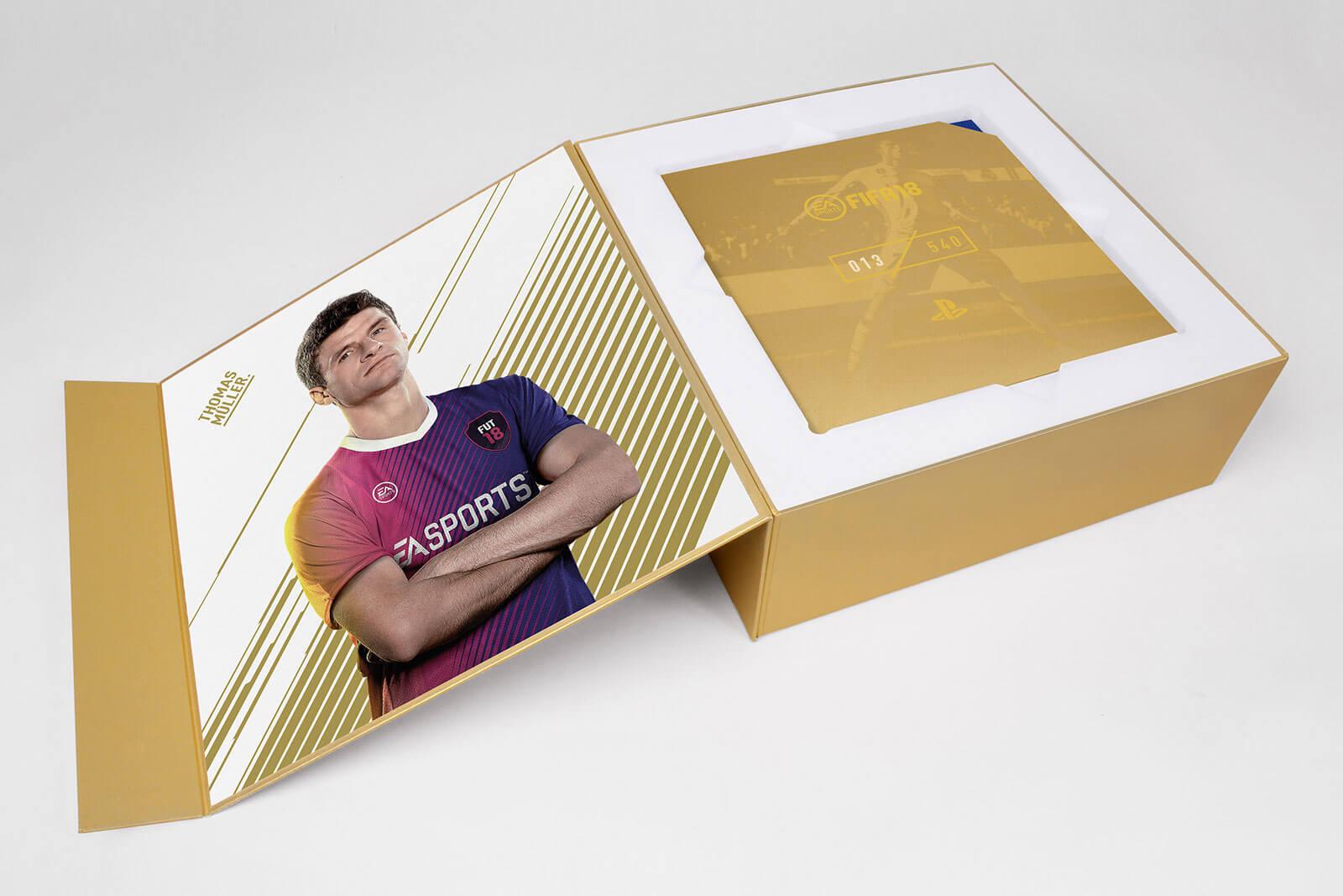 FIFA 18: Media Kit - Card Platform