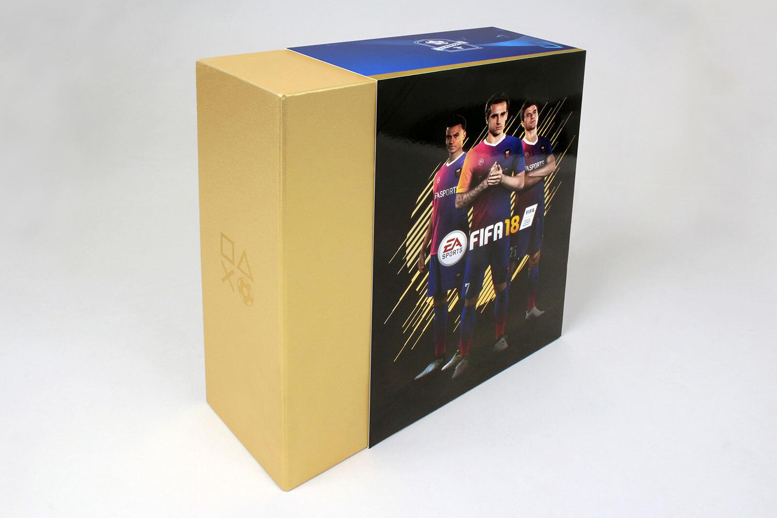 FIFA 18: Media Kit