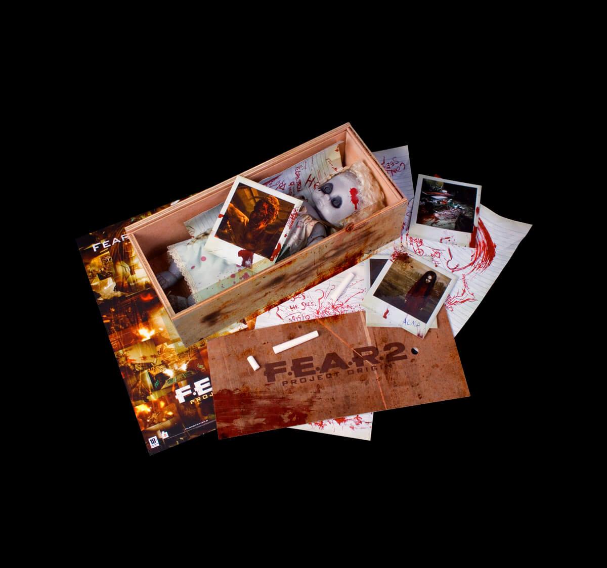 F.E.A.R 2 Media Kit