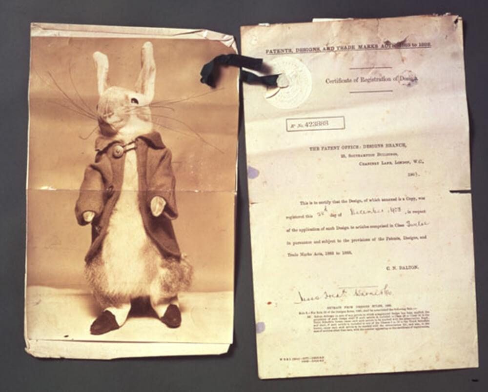 Peter Rabbit 1903