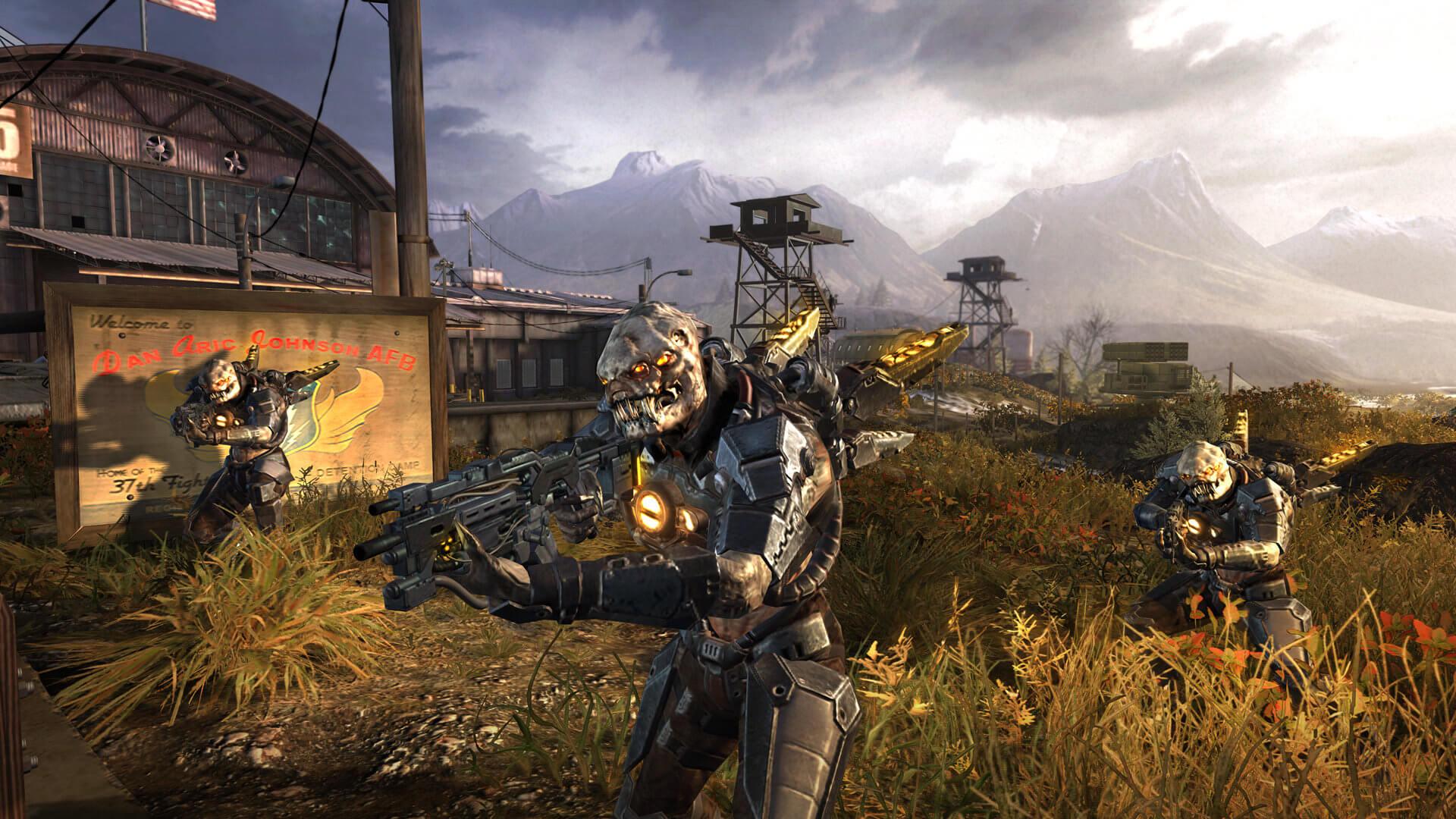 Resistance 2 screenshot
