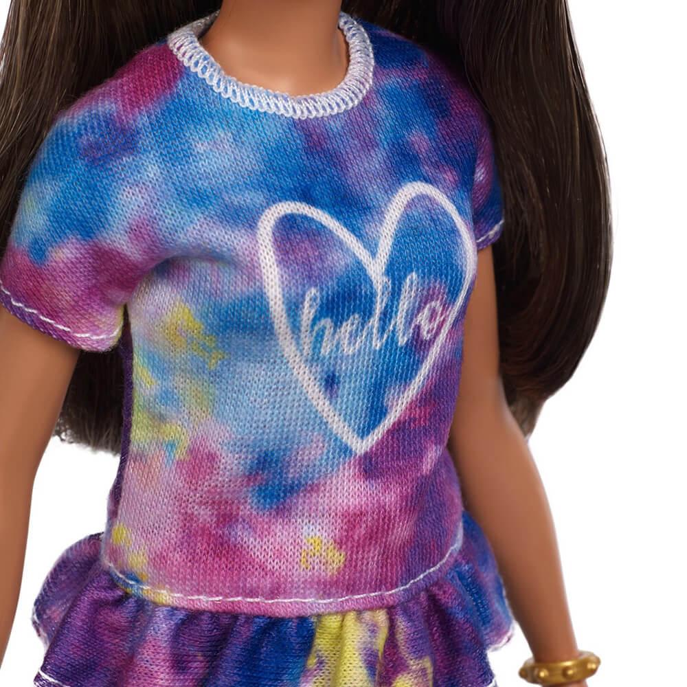 Barbie Tie Dye