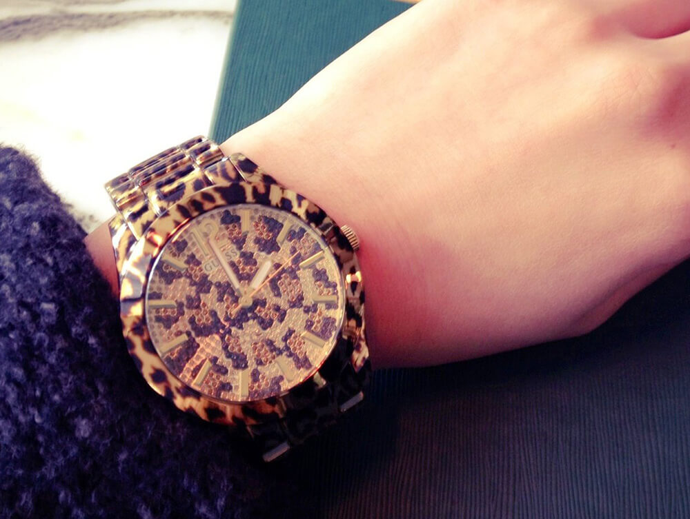 Guess Fierce Watch